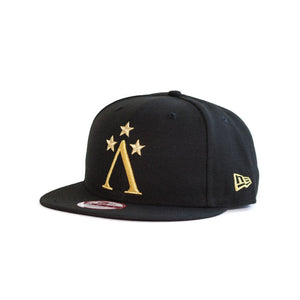 Astra Athletica New Era NewEra 950 9FIFTY Snapback Hat Headwear Podium Gold Activewear Gym Workout Lifestyle Athletic Clothes