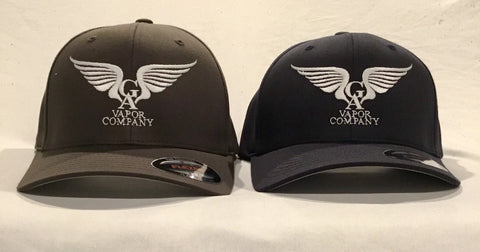 GAV Logo FlexFit Hat - Guardian Angel Vapor Company