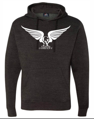 Men's Hoodie - Guardian Angel Vapor Company