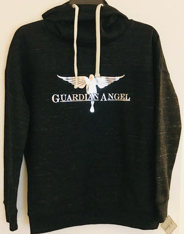 Women's Fleece Lined Cowl-neck Pullover - Guardian Angel Vapor Company