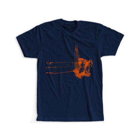 Chicago Bears Inspired - Windy City Tee