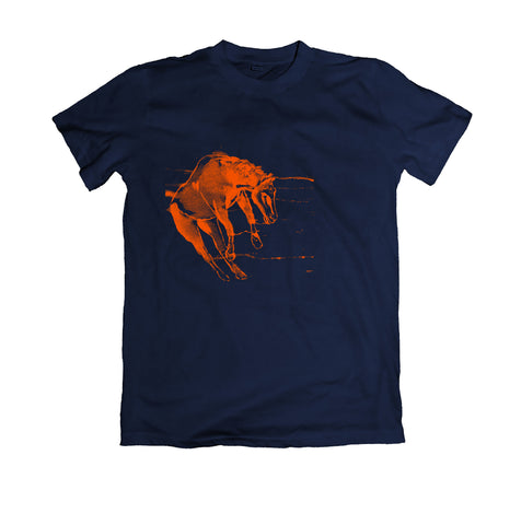 Denver Broncos Inspired - Mile High Tee