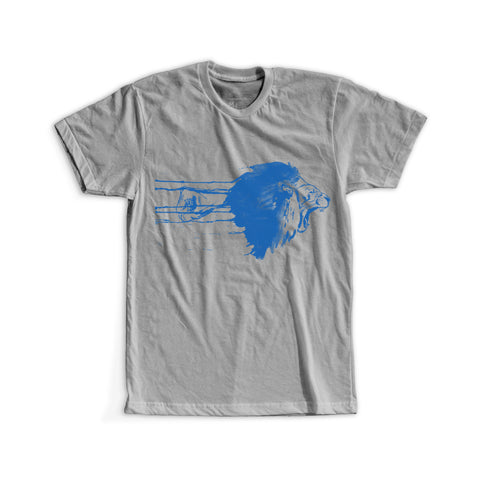 Detroit Lions Inspired - Motor City Tee