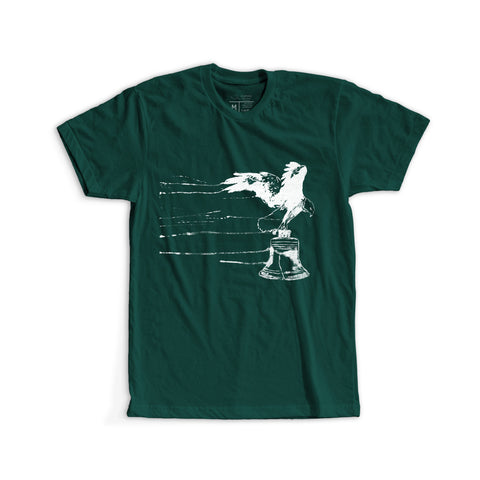 Philadelphia Eagles Inspired - City of Brotherly Love Tee