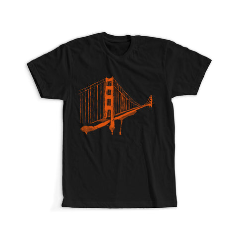 San Francisco Giants Inspired - Golden Gate Tee