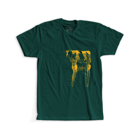 Green Bay Packers Inspired - The Big Cheese Tee