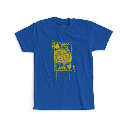 Kansas City Royals Inspired - King of Spades Tee