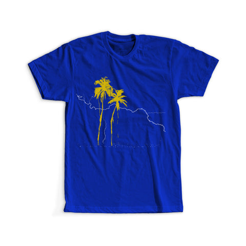 Los Angeles Chargers Inspired - Surf City Tee