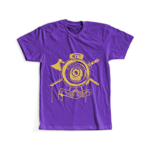 Minnesota Vikings Inspired - Valhalla Awaits Tee