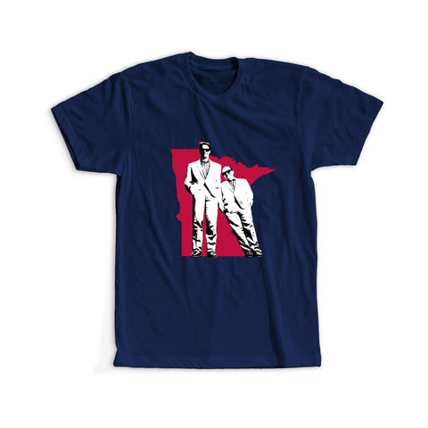 "Minnesota Twins Inspired ""Twins"" Tee"