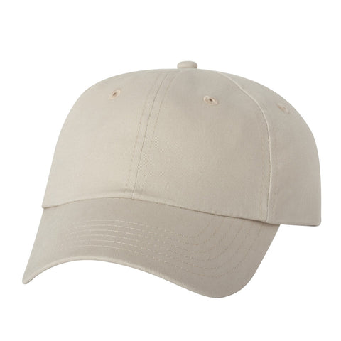 Valucap Brushed Unstructured Hat