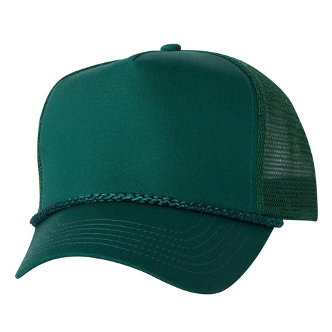 Valucap Five-Panel Trucker Hat