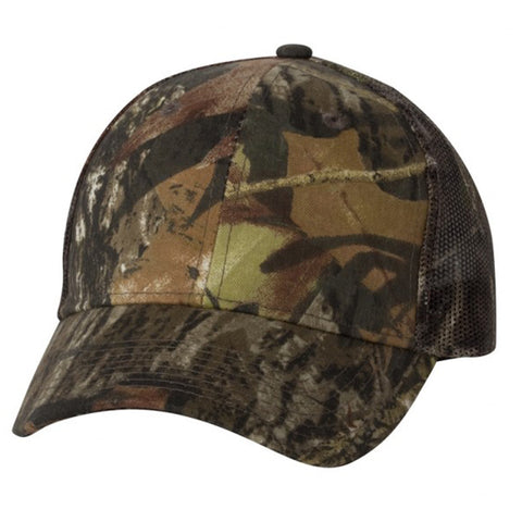 Outdoor Cap Value Mesh Camo Hat