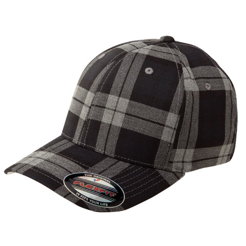 Flexfit Plaid Cap