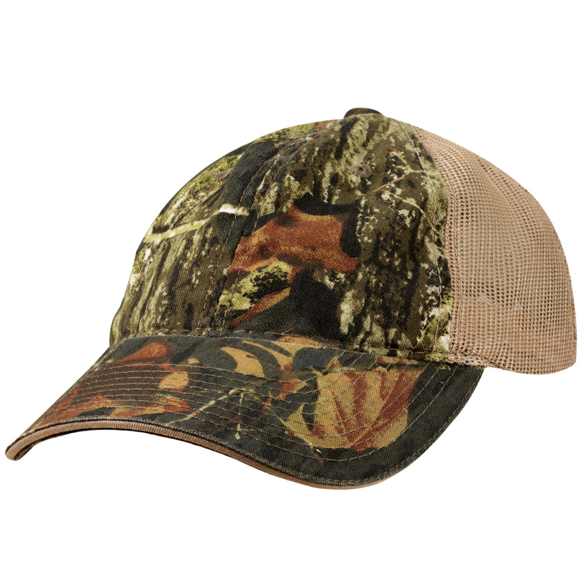 Outdoor Cap Washed Brushed Mesh Back Hat – Just Say Hats e2ab866eab2a