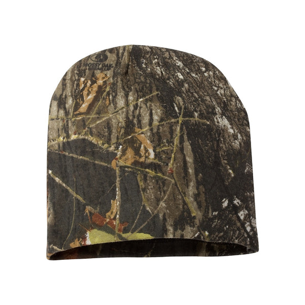 Outdoor Cap Camo Knit Hat - Realtree AP HD