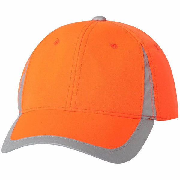 Outdoor Cap Safety V Crown Hat