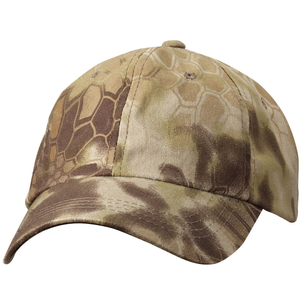 Outdoor Cap Washed Camo Hat