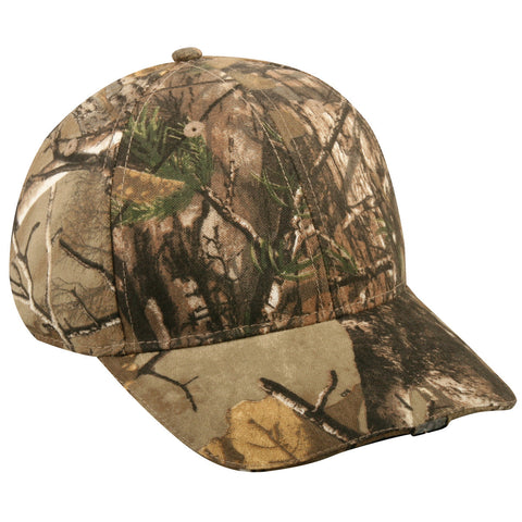 Outdoor Cap - HiBeam Lighted Camo
