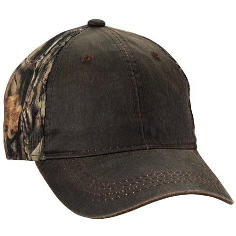 Outdoor Cap - Weathered and Camo
