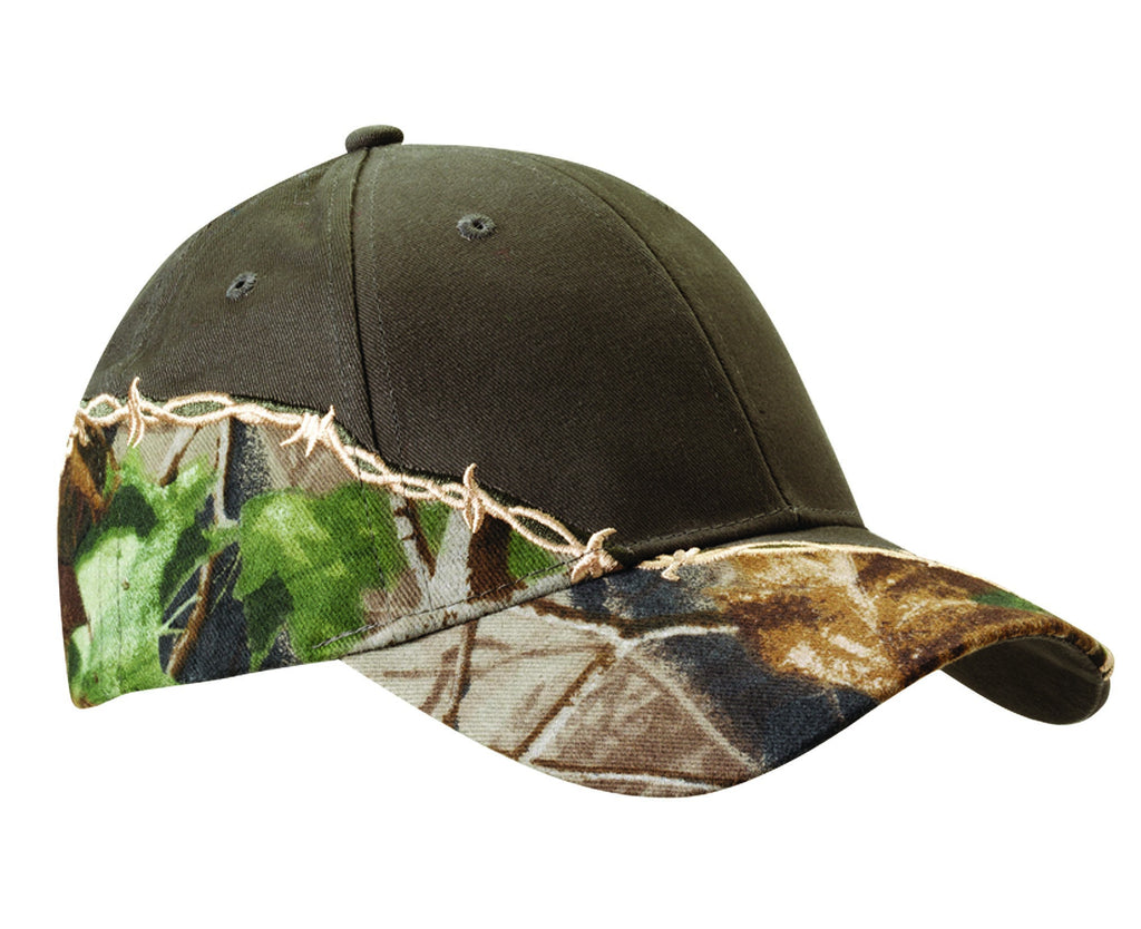 Kati Camo Barbed Wire Cap