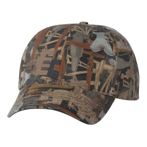 Kati Oilfield Camo Hat