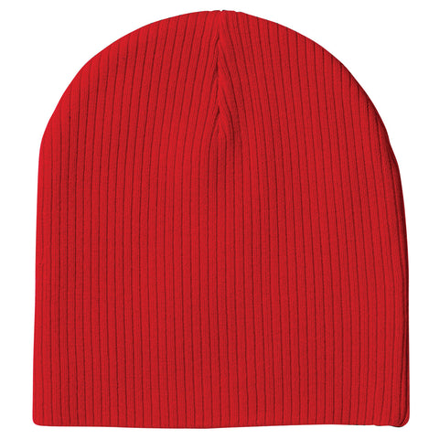 Sportsman - Soft Wide Ribbed Beanie