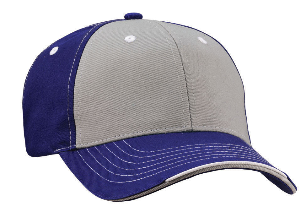 Sportsman Tri-Color Hat
