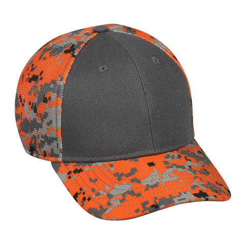 Outdoor Cap - Digital Camo Back