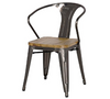 Industrial/Rustic Restaurant Chairs
