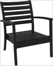 Compamia Artemis XL Club Chair Black ISP004-BLA - RestaurantFurniturePlus + Chairs, Tables and Outdoor - 3