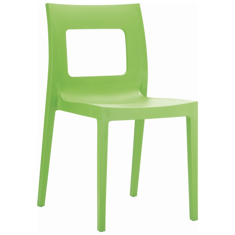 Compamia Lucca Dining Chair Tropical Green ISP026-TRG - YourBarStoolStore + Chairs, Tables and Outdoor  - 1