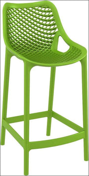 Compamia Air Counter Stool Tropical Green ISP067-TRG - RestaurantFurniturePlus + Chairs, Tables and Outdoor - 1