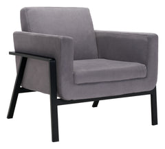 Homestead Lounge Chair - Gray