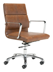 Ithaca Office Chair - Vintage Brown