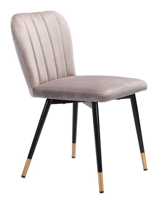 Manchester Dining Chair - Gray