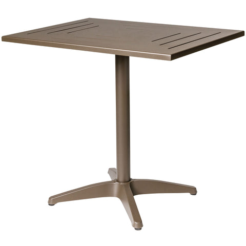 Hampton Dining Height Table - Bronze