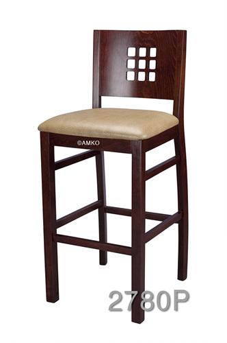 European Beechwood Custom Finish Bar Stool