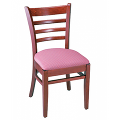 Ladderback Solid Wood Dining Chair