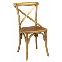 Crossback Solid Wood Dining Chair