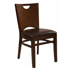 Chloe Solid Wood Dining Chair
