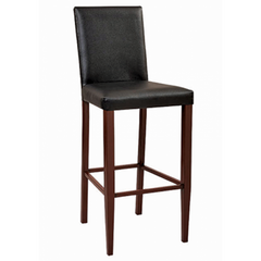 Silhouette Metal Bar Stool