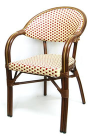 Outdoor French Bistro Armchair
