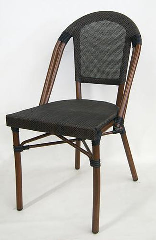 Outdoor French Bistro Side Chair