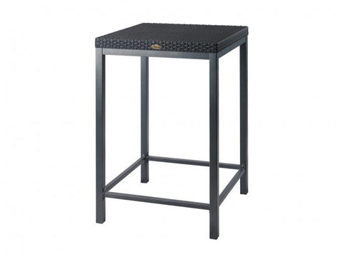 RUSS Modern Rattan Stylish Bar Table