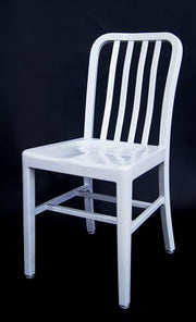 Outdoor Aluminum Side Chair
