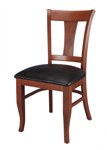 European Beechwood Side Chair Custom Finish