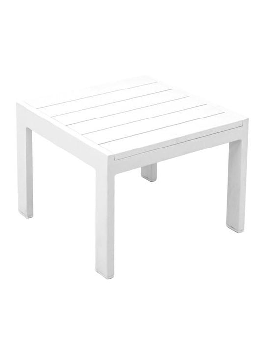 Aluminum End Table Extra Heavy