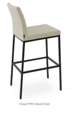 Aria Metal Bar Stool
