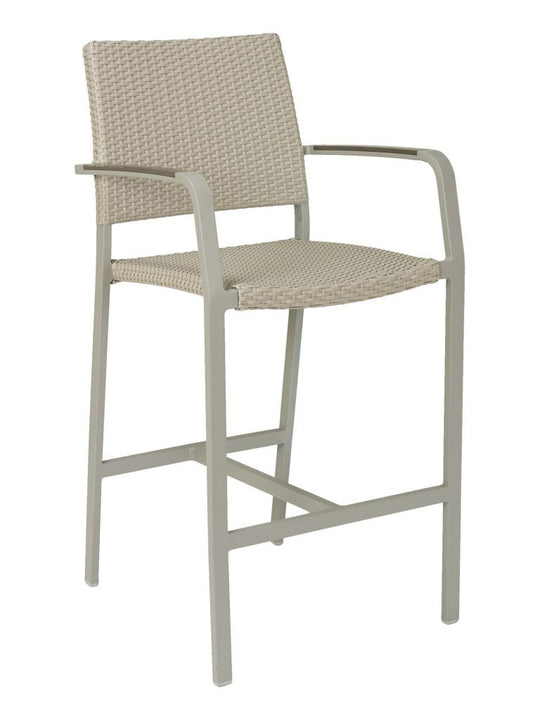 FS UV Resistant W/Arm Classic Bar Height Stool